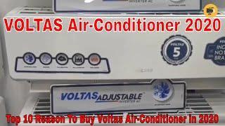 Voltas Air-Conditioner 2020 | Top 10 Reason To Buy Voltas Air Conditioner in 2020