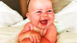 Funny Moments with Baby Laughing