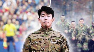 Son Heung-min will finally do military service in South Korea | Oh My Goal