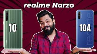 realme Narzo 10A & realme Narzo 10 Launched ⚡⚡⚡ Best Performance On Budget?? My Thoughts
