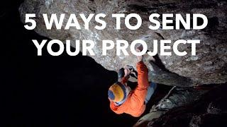 5 ways to send your project