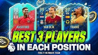 FIFA 20 | BEST OVERPOWERED PREMIER LEAGUE PLAYERS EACH POSITION