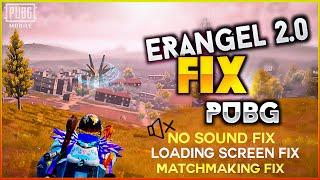 PUBG MOBILE - No Audio Chat Fix, Pubg Loading Problem, Higher Ping Matchmaking Fix | Joriya Gaming