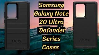 Samsung Galaxy Note 20 Ultra 5G Defender Series Cases 2020