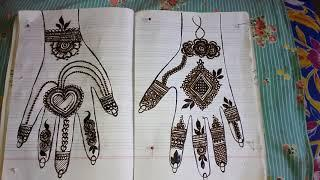 Top 10 Mehndi Designs || Simple Mehndi Design || Hand Arabic Mehndi Design
