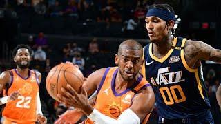 Phoenix Suns vs Utah Jazz Full Game Highlights | 2020-21 NBA Season