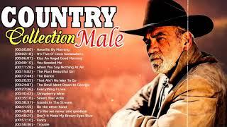 Best Male Old Country Music Collection Of 90s - Best Classic Old Country Songs For Male Of All Time