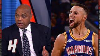 Inside the NBA Reacts to Clippers vs Warriors Highlights - October 21, 2021