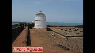 Top Places to visit in Goa | Top 10 tourist place in Goa