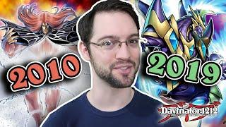 Top 20 Cards of The Decade! Ten Years of Yugi!