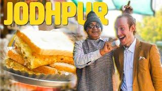 ULTIMATE Rajasthan Street Food Tour | Indian Food in Jodhpur | FAMOUS OMELETTE SHOP + Pure Veg FEAST