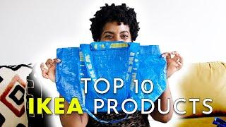 Top 10 Ikea Home Products!!