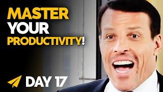 SIMPLE Hacks to RAISE Your PRODUCTIVITY to the Next LEVEL! | #BestLife30 |  Day 17: Productivity