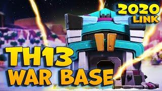 TOP 15 TH13 WAR BASES + LINKS 2020 | Best Town Hall 13 War Base