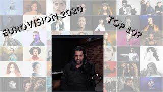 My Eurovision 2020 Top 10 - Music Teacher Ranks top 10 Eurovision songs from 2020