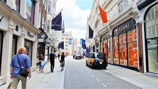 London Reopens 2020 | Walking Oxford Street, New Bond Street and Piccadilly