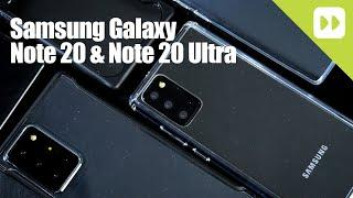 Samsung Galaxy Note 20 & Note 20 Ultra: Best Clear Cases