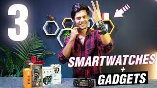 Best Gadgets Under 500 to 2000 Rupees | Cheapest Android Smartwatches| | Top Unique Gadgets| Part 10