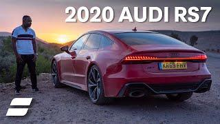 New Audi RS7 Sportback Review: All Style No SUBSTANCE? | 4K