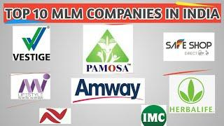 top 10 direct selling companies in india 2020 Top 10 MLM or Network Marketing Company  by abhishek