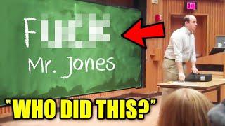 Top 10 STUDENTS Who PRANKED TEACHERS!