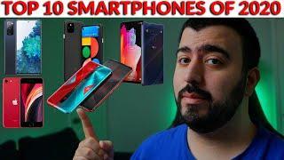 Top 10 Smartphones of 2020 - YouTube Tech Guy 10 Best Smartphones