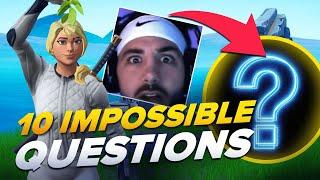 10 INCREDIBLY *TOUGH* Questions ONLY OG's Can Answer! - Fortnite Battle Royale