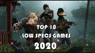 Top 10 Games For Low Spec PC's
