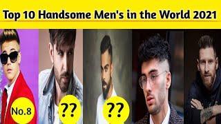 Top 10 Handsome Men's in the World (2021) || Worlds Handsome man's in 2021 ||