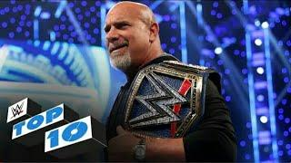 Top 10 Friday Night SmackDown moments: wWE Top moments part 1