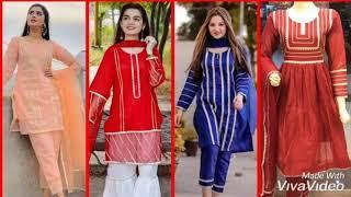 new top 10 gota patti work dresses designs ldea's for werddings  2 021