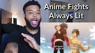 Top 10 Most Impactful Hand to Hand Combat Anime Fights Vol. 4 | Reaction