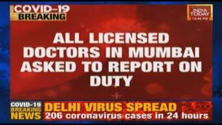 Maharashtra Government Asks All Licensed Doctors In Mumbai To Report On Duty