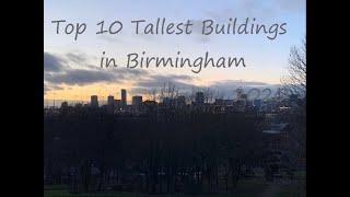 Top 10 Tallest Buildings in Birmingham 2020