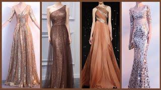 Impressive fancy Long gown design ideas 2k20 - top designer party wear floor length dresses