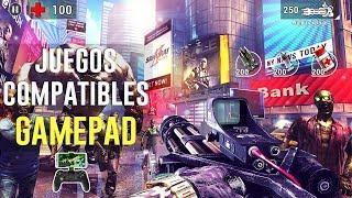 TOP 10 MEJORES JUEGOS para ANDROID & iOS COMPATIBLES con GAMEPAD 2020
