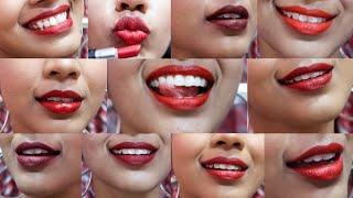 TOP 10 RED LIPSTICK - BROWN GIRL FRIENDLY