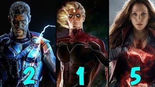 Top 10 Omega Level Superhero Versions [ Explained In Hindi ]