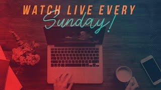 January 12, 2020 - 10:45am Sunday Service