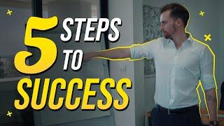 5 Steps to get into top 10% of society (no clickbait)