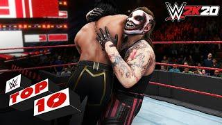 Reversals From Outta Nowhere!: WWE 2K20 Top 10