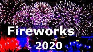 New Year's Eve 2020 celebrations and amazing fireworks from around the world
