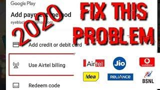 Fix Billing Problem part-2|Recharge Top-up 2020 new method|Garena FreeFire||