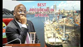 The TRUTH must be TOLD to Africans, president MAGUFULI is REVOLUTIONARY LEADER for Africa