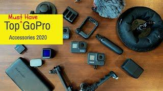 Top 10 GoPro Accessories 2020 You Need In Your Camera Bag