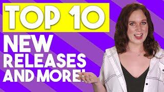 TOP 10 NEW RELEASES (Feb 2nd- 8th 2020)  | New TableTop Games | New This Week