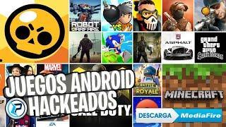 Top 10 Juegos Hackeados para Android | Links Directos Mediafire | Febrero 2020