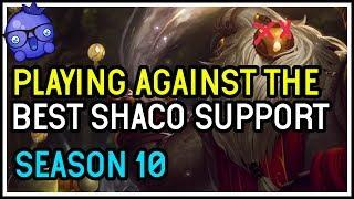 Playing against the BEST Shaco Support I've Seen - Bard Support