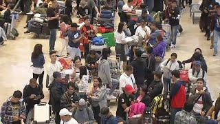 Flights to and from NAIA suspended due to Taal activity