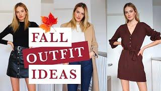 Fall Fashion Outfit Ideas | Vintage Finds, Fall Must Haves, & My Closet | Sanne Vloet